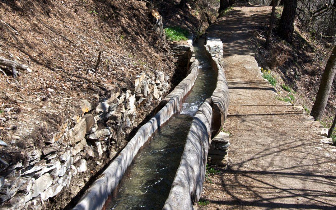 Traditionelle Bewässerung – ein Kulturerbe mit Zukunft?